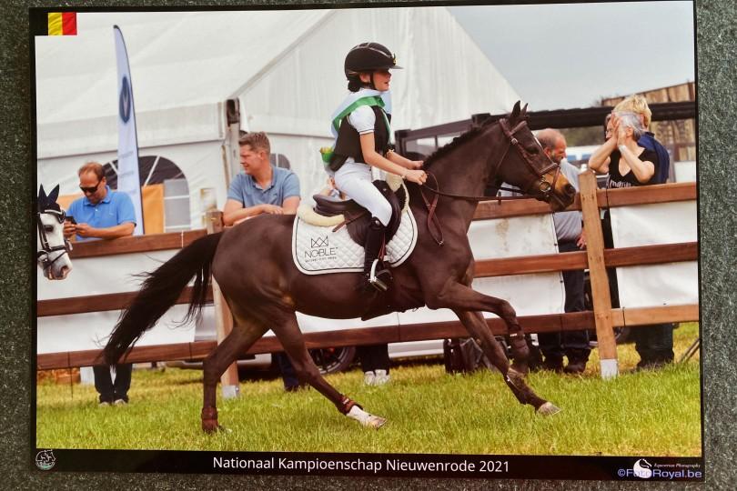 National champion: Louise & Fioco